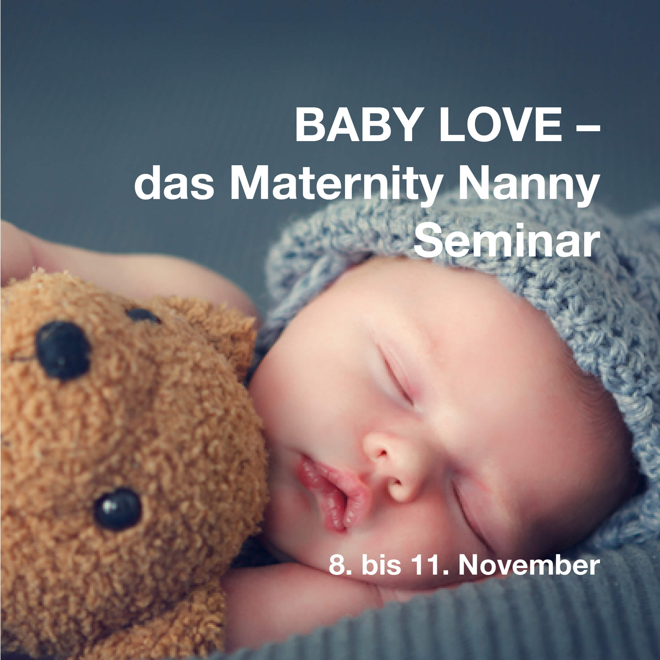 Das Maternity Nanny Seminar der Nanny Akademie