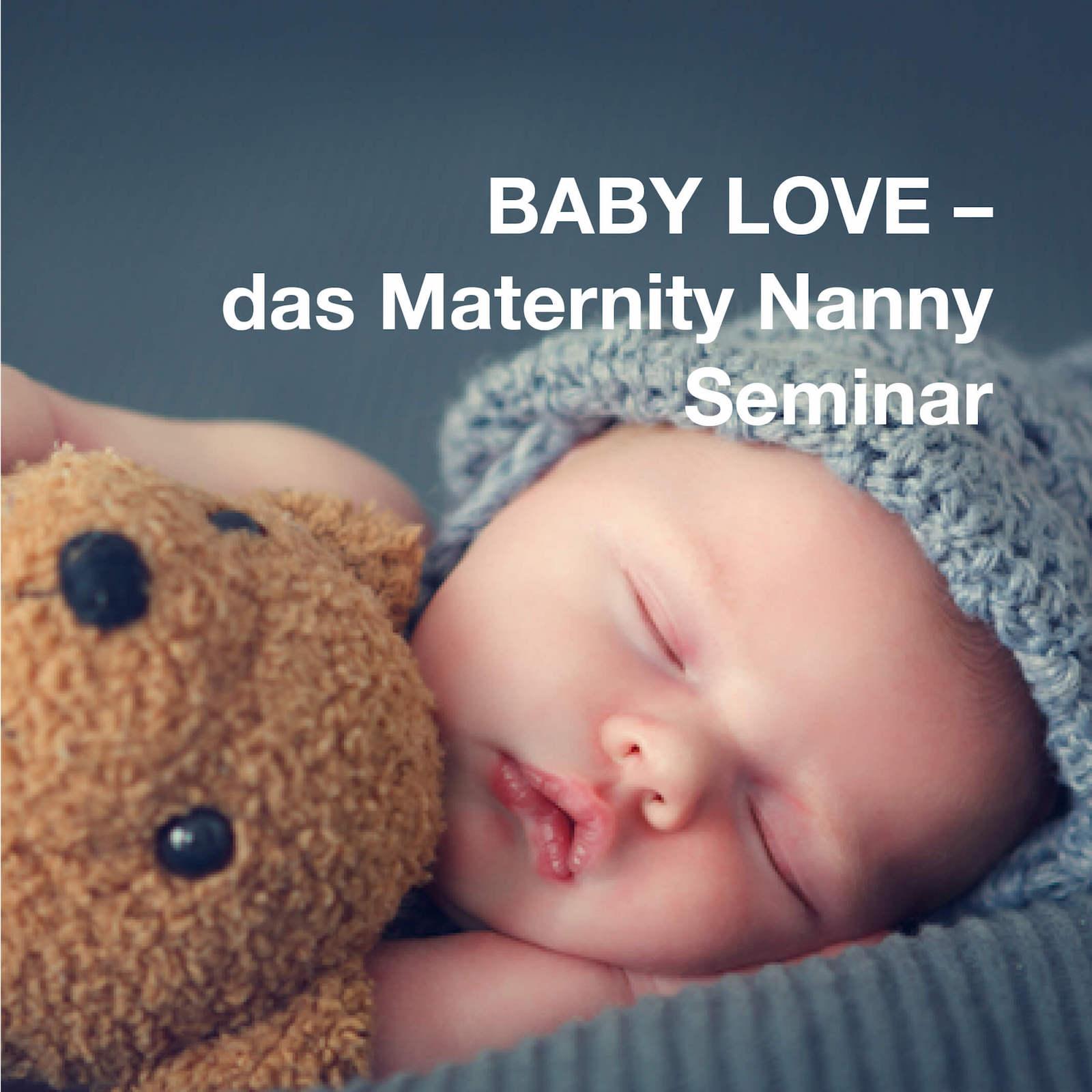 Das 3-Tages Maternity Nanny Seminar der Nanny Akademie